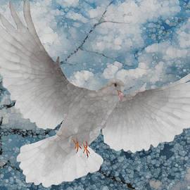 Jack Zulli - White Dove-Flight Series