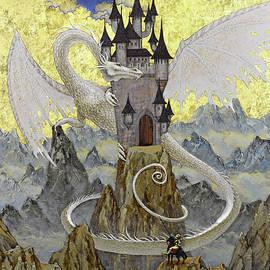 White Dragon by Natalya Mosyagina