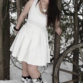 Julien Boutin - White Dress