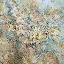 White flowers by Natalya Moiseeva