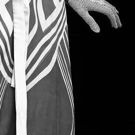 White glove. by Andrey  Godyaykin