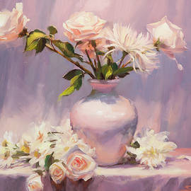 Steve Henderson - White on White