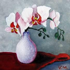 Vesna Martinjak - White  orchid