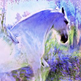 White Pegasus by KaFra Art
