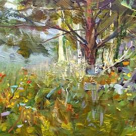 White pine by Elena Sokolova