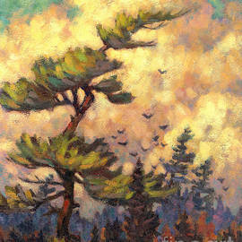 Heather Beaton - White Pine