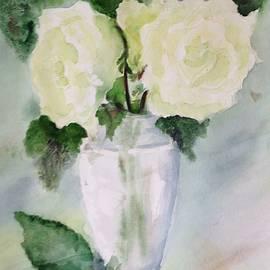 Lidia Essen - White roses