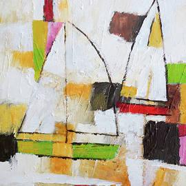 Lutz Baar - White Sails