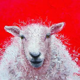 White Sheep by Jan Matson