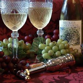 White Wine by Dennis Stein