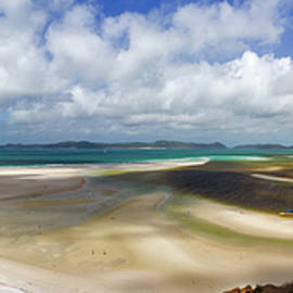 Craig Francisco - Hill Inlet Whitehaven Beach Panorama