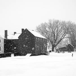 Eric Gendron - Whiteout at Strawbery Banke