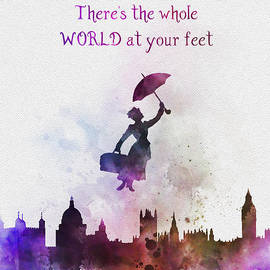Whole World At Your Feet - Rebecca Jenkins