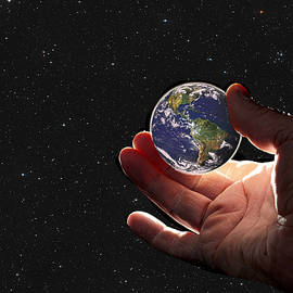 Whole World In His Hand by Rick Mosher