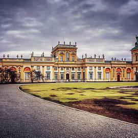Carol Japp - Wilanow Palace in Warsaw