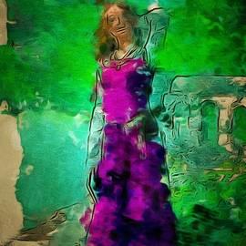 Mario Carini - Wild  Fashion in Digital watercolor