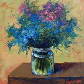 Anna Shurakova - Wild flowers