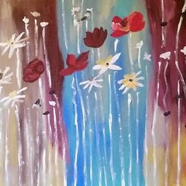 Wild Flowers by Danusha Grigar