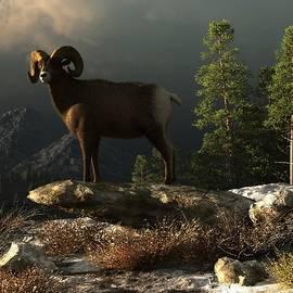 Wild Ram by Daniel Eskridge