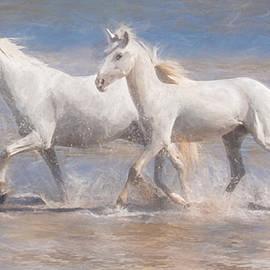Susan Westervelt - Wild White Horses
