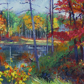 David Lloyd Glover - Wilderness Lake