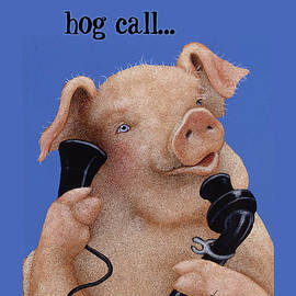 Will Bullas phone cover HOG CALL  - Will Bullas