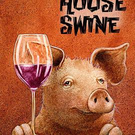 Will Bullas phone cover / house swine - Will Bullas