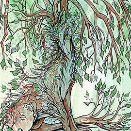 Willow Dragon by Katherine Nutt