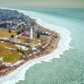 Randy Kostichka - Wind Point Lighthouse