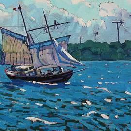 Phil Chadwick - Wind Power