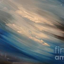 Wind by Sandra Gallegos