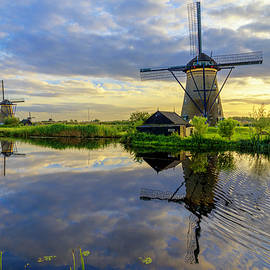 Windmills by Chad Dutson