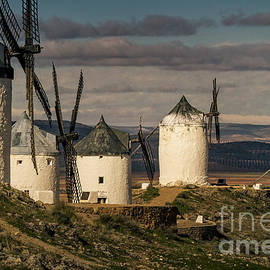 Windmills of La Mancha by Heiko Koehrer-Wagner