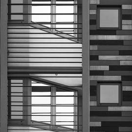 Wendy Wilton - Vertical Horizontal Abstract