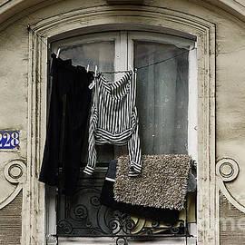 Alexander Vinogradov - Window In Paris.