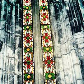 Sarah Loft - Window in the Lisbon Cathedral