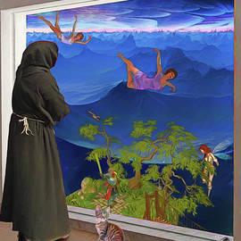 John Haldane - Window Watcher