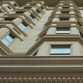 Windows To The World Atlanta Architecture Art by Reid Callaway