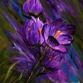 Vicki Caucutt - Windy Spring