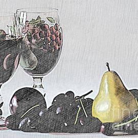 Sherry Hallemeier - Wine and Fruit