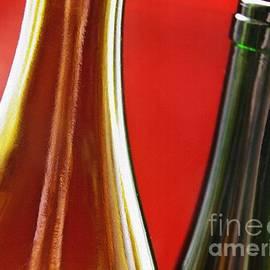 Sarah Loft - Wine Bottles 7