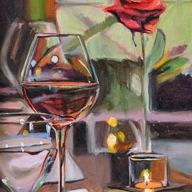 Donna Tuten - Wine by Candlelight