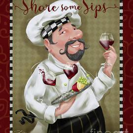 Shari Warren - Wine Chef-Share Some Sips
