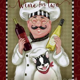 Shari Warren - Wine Chef-Wine for Two