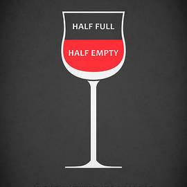 Wine Glasses 1 by Mark Rogan