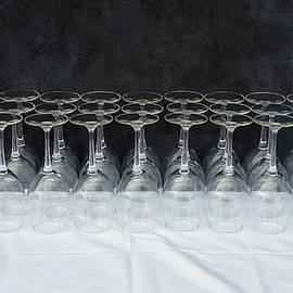 Andrew Wohl - Wine Glasses Detail 2
