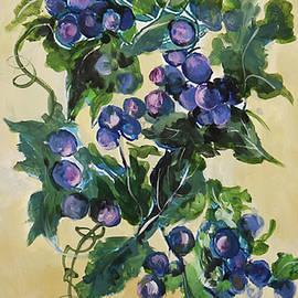 Wine Taste No.2 by Carole Sluski