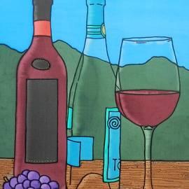 Joanne Oram  - Wine Time
