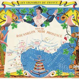 Wines of Rossillon and Provance France - Jon Neidert