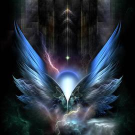 Xzendor7 - Wings Of Light Fractal Composition